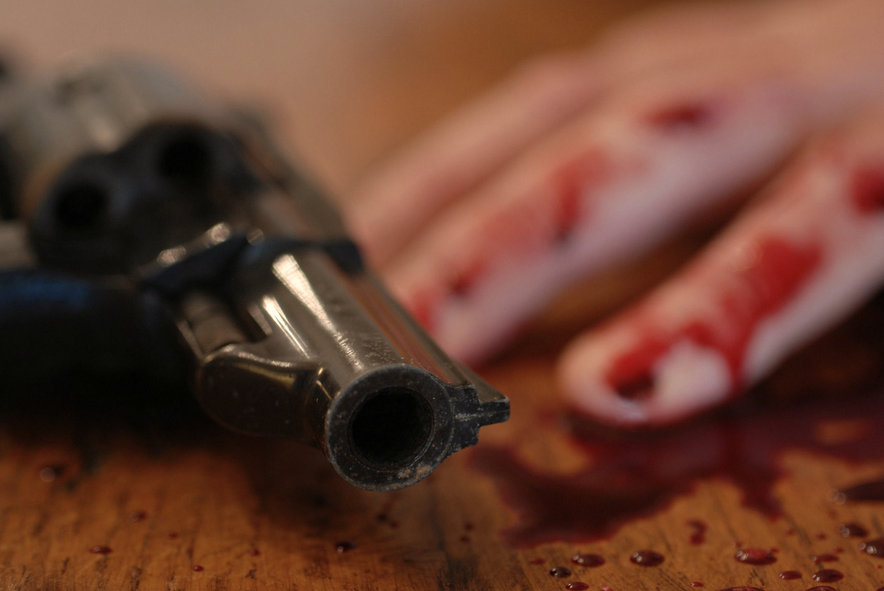 Teenager Who Committed Suicide From A Bullet Of Revolver...